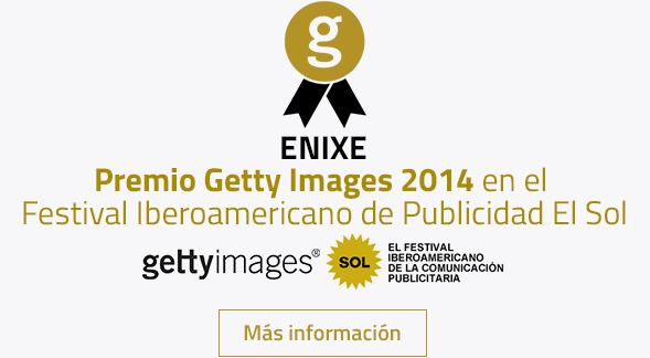 Sergio Albillo de Enixe, Premio Getty Images 2014