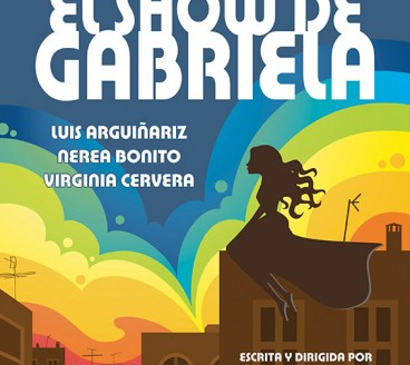 Diseño gráfico de Cartel Gabriela Pamplona Navarra