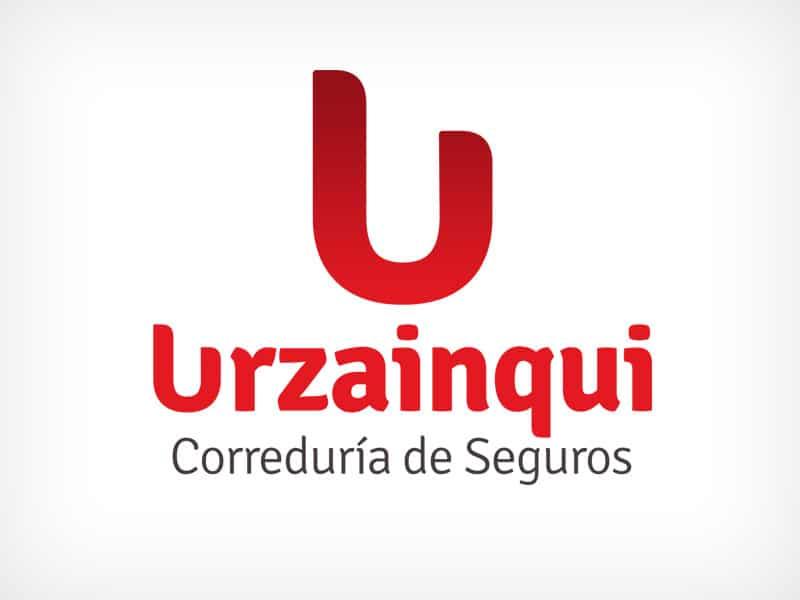 Diseño Gráfico De Logotipo Urzainqui Pamplona Navarra