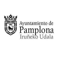 Ayuntamiento Pamplona diseño gráfico folleto
