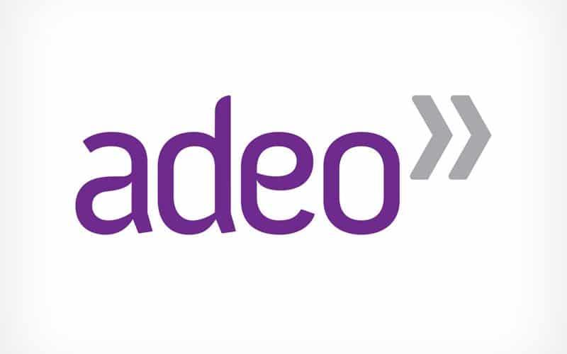 Diseño Gráfico De Logotipo Adeo Zaragoza