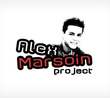 Diseño gráfico de Logotipo Alex Francia