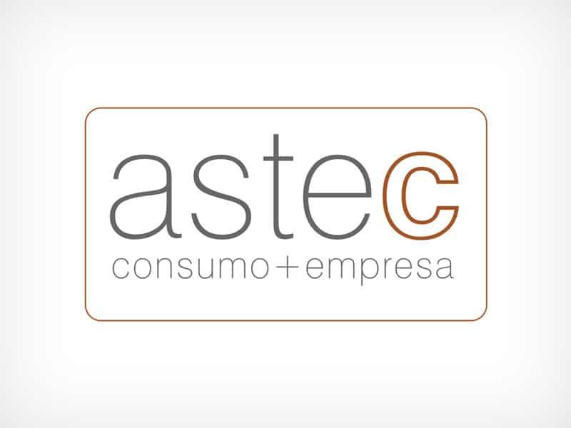 Diseño Gráfico De Logotipo Astec Pamplona Navarra
