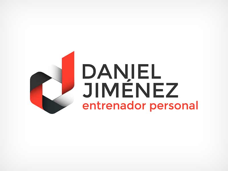 Diseño Gráfico De Logotipo Daniel Jiménez Pamplona Navarra