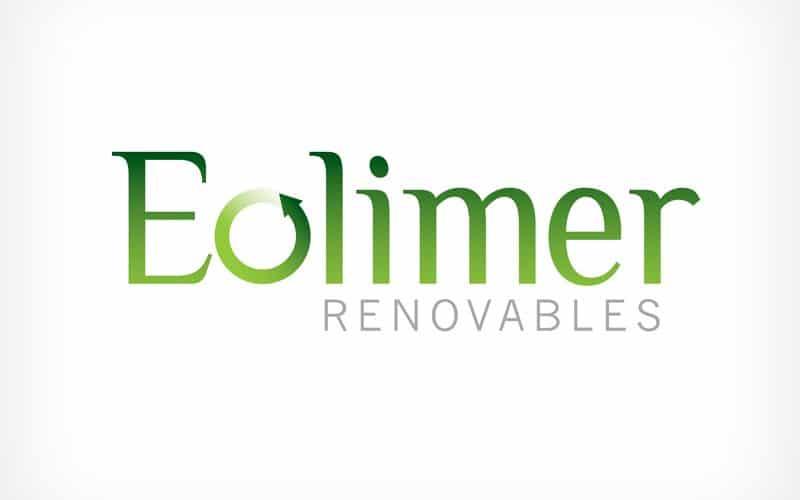 Diseño Gráfico De Logotipo Eolimer Pamplona Navarra