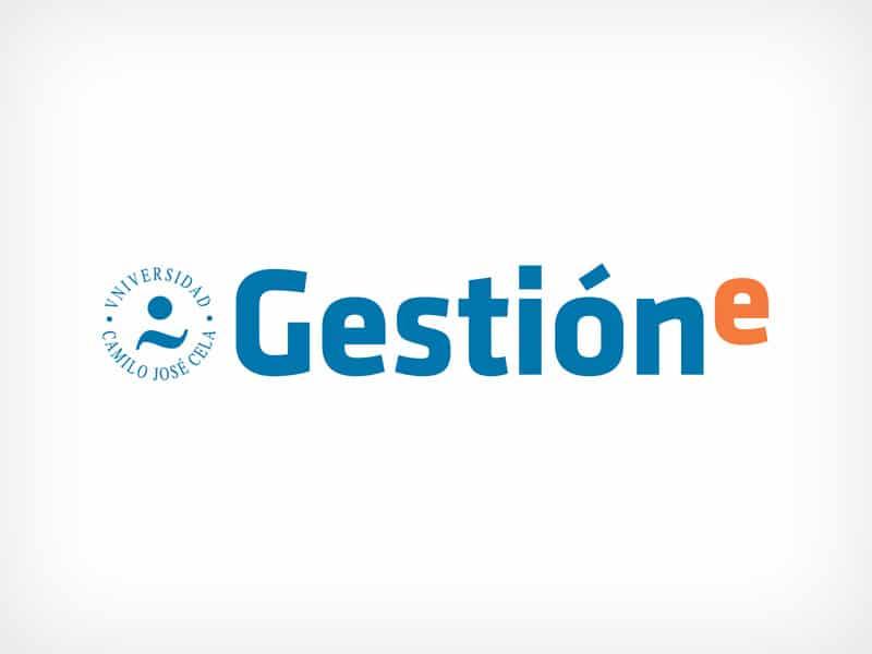 Diseño Gráfico De Logotipo Gestion-E Madrid