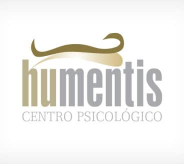 Diseño gráfico de Logotipo Humentis Binéfar Huesca Zaragoza