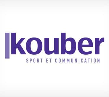 Diseño gráfico de Logotipo Kouber Sport Francia
