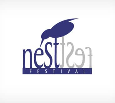 Diseño gráfico de Logotipo NestFest Pamplona Navarra