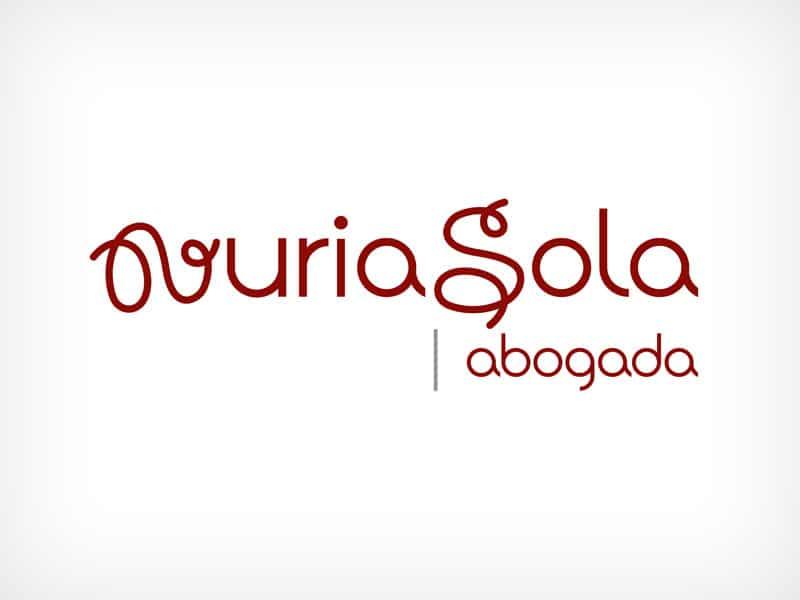 Diseño Gráfico De Logotipo Nuria Sola Pamplona Navarra