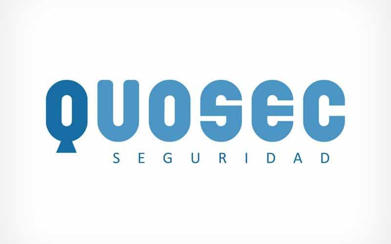 Diseño Gráfico De Logotipo Quosec Seguridad Pamplona Navarra