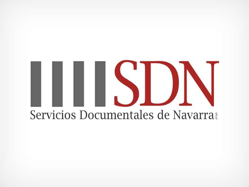 Diseño Gráfico De Logotipo SDN Pamplona Navarra