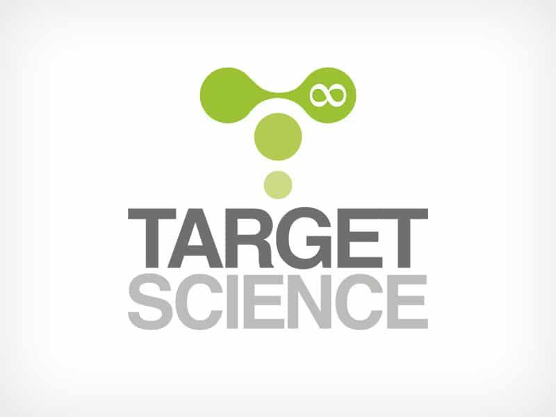 Diseño Gráfico De Logotipo Target Science Pamplona Navarra
