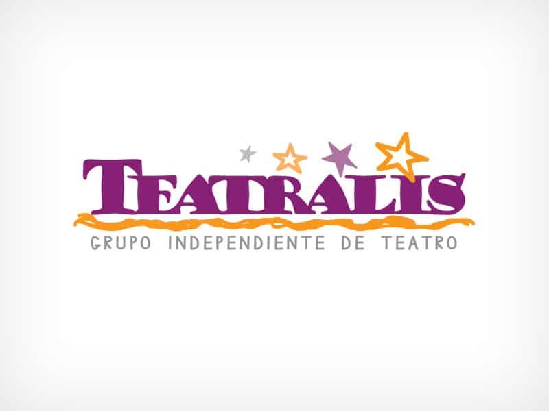 Diseño Gráfico De Logotipo Teatralis Pamplona Navarra