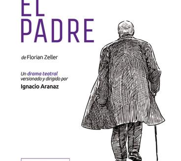 Diseño gráfico de Cartel Padre Pamplona Navarra