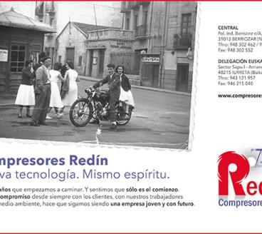 Diseño Gráfico Publicidad Redín Pamplona Navarra